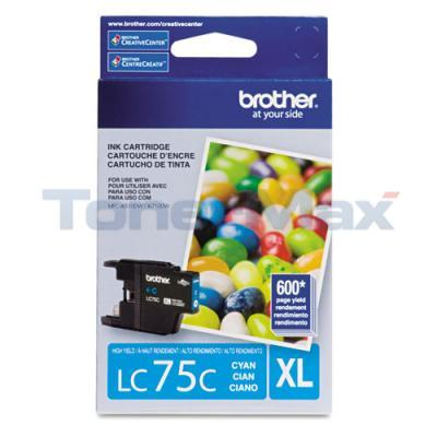 BROTHER MFC-J6910DW INK CARTRIDGE CYAN HY
